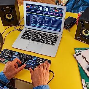 DJ, arrancador, kit,