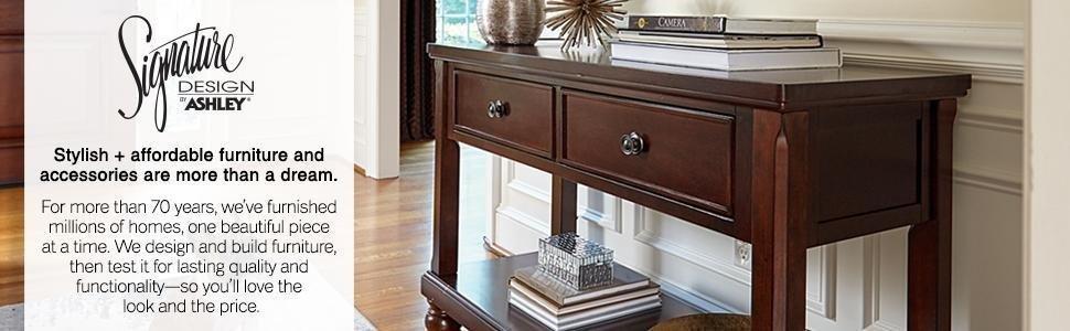 Amazon Com Ashley Furniture Signature Design Coylin Square