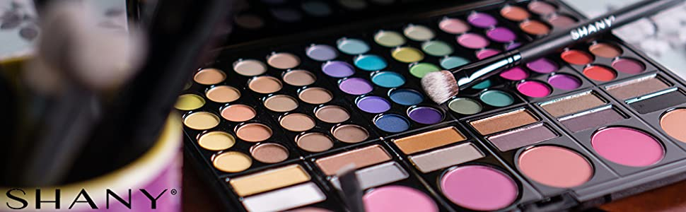 SHANY 88 Natural Fusion Eyeshadow Palette Review