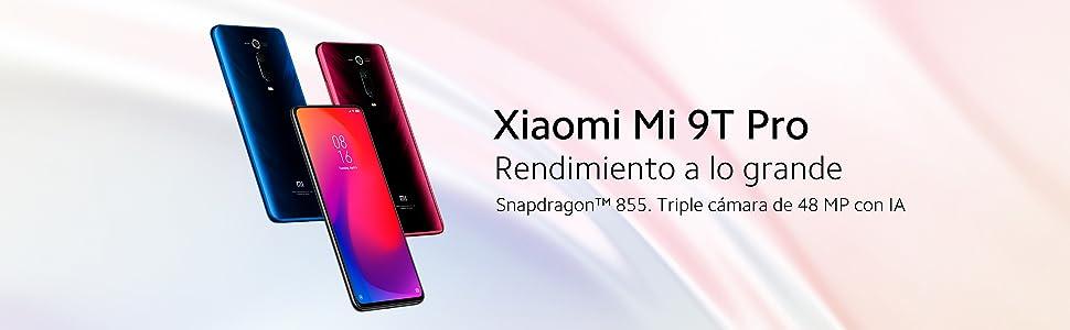 Xiaomi Mi 9T Pro – Smartphone con Pantalla AMOLED Full-Screen de 6,39