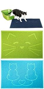 furhaven; image; litter mat; cat