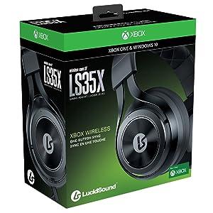 Amazon.com: LucidSound LS35X Wireless Surround Sound Gaming ...