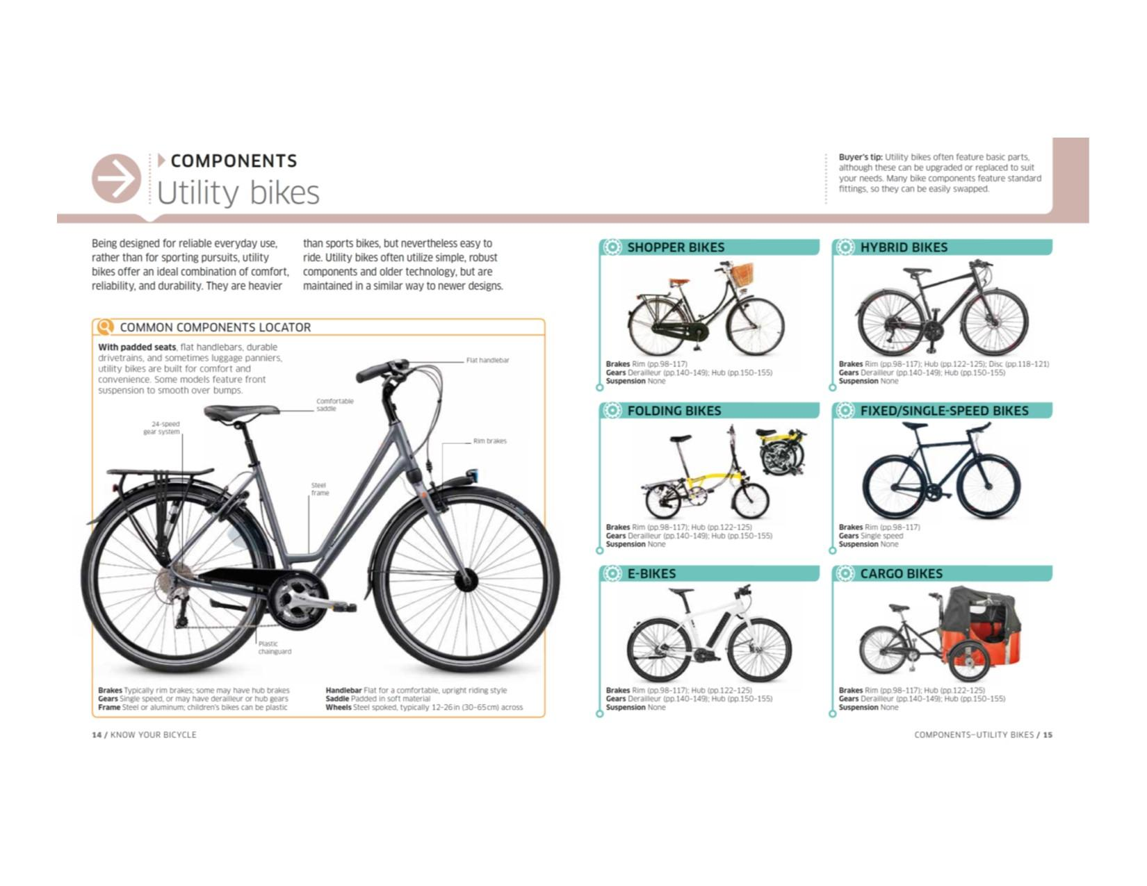 The complete bike owners manual dk 9781465459152 amazon books view larger magicingreecefo Gallery