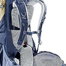 VariSlide; Rückenlänge; Anpassung; Einstellung; Rucksack; Rückensystem; Deuter