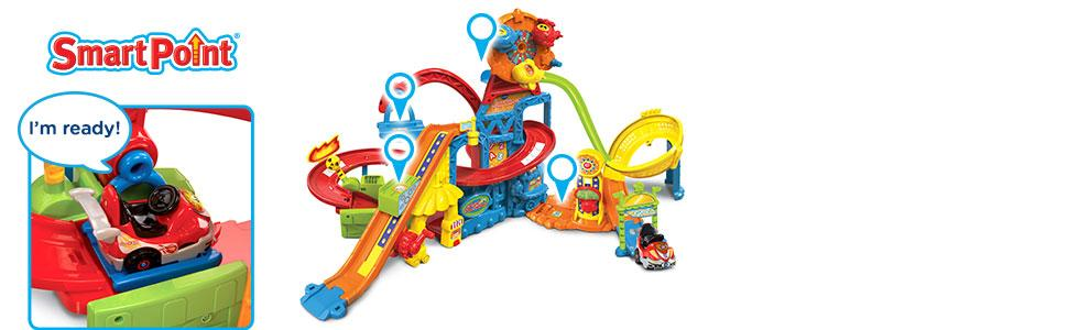 Amazon Vtech Race Car