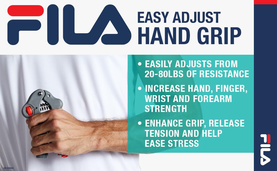 FILA Easy Adjust Hand Grip