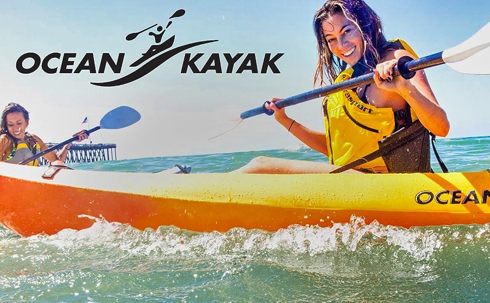 Ocean Kayak Seats