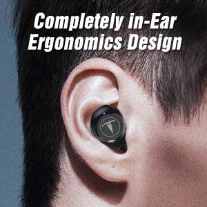 Completely in-Ear Ergonomics Design