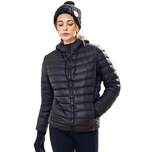 Amazon.com: WantDo Women's Hooded Packable Ultra Light Weight ...