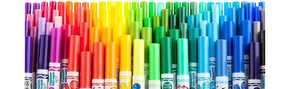 Crayola Marker Product Line