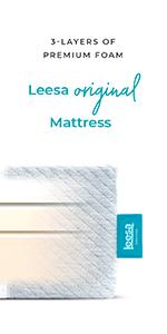Memory Foam Mattress Queen Leesa