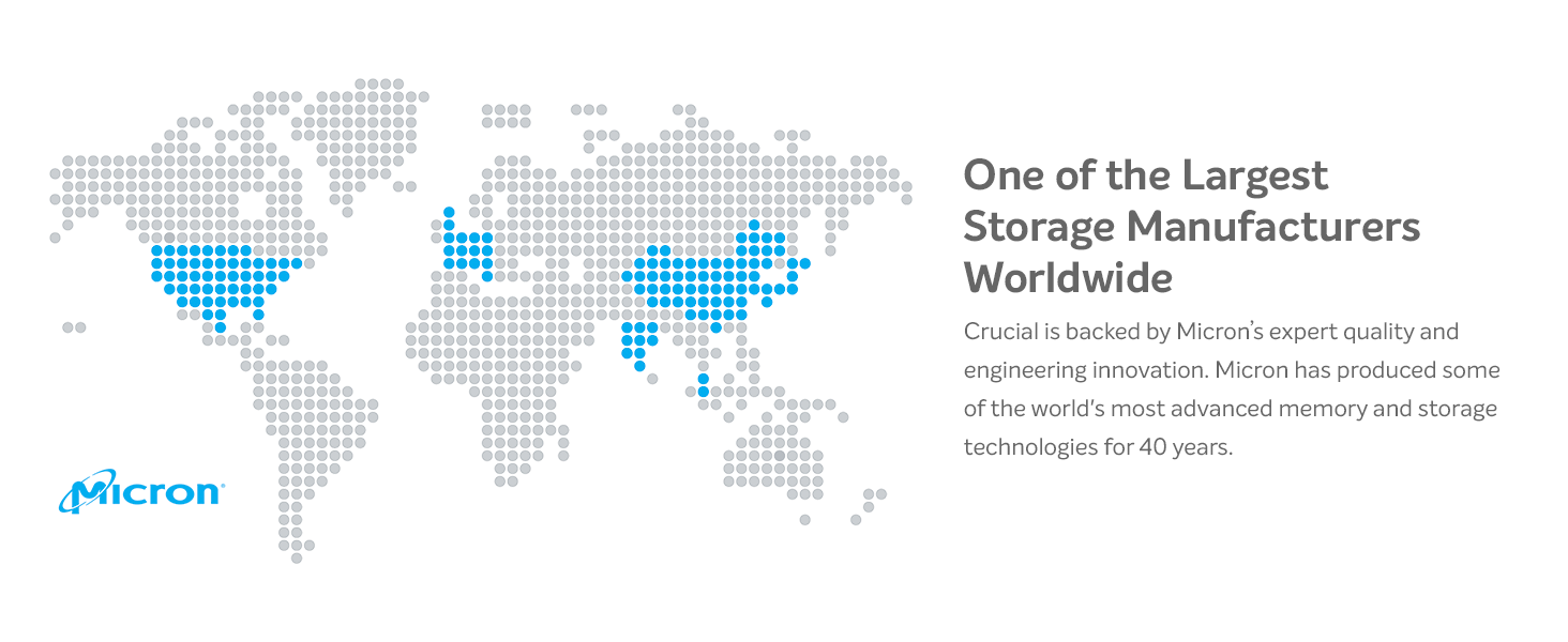 One of the Largest Storage Manufacturers Worldwide