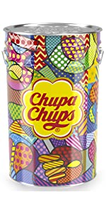 Chupa Chups Lolly Lollipop Fun Share Bag Party Fruity Sweet Treat Flavour