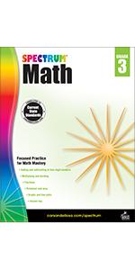 Spectrum Math Workbook, Grade 5: Spectrum: 9781483808734