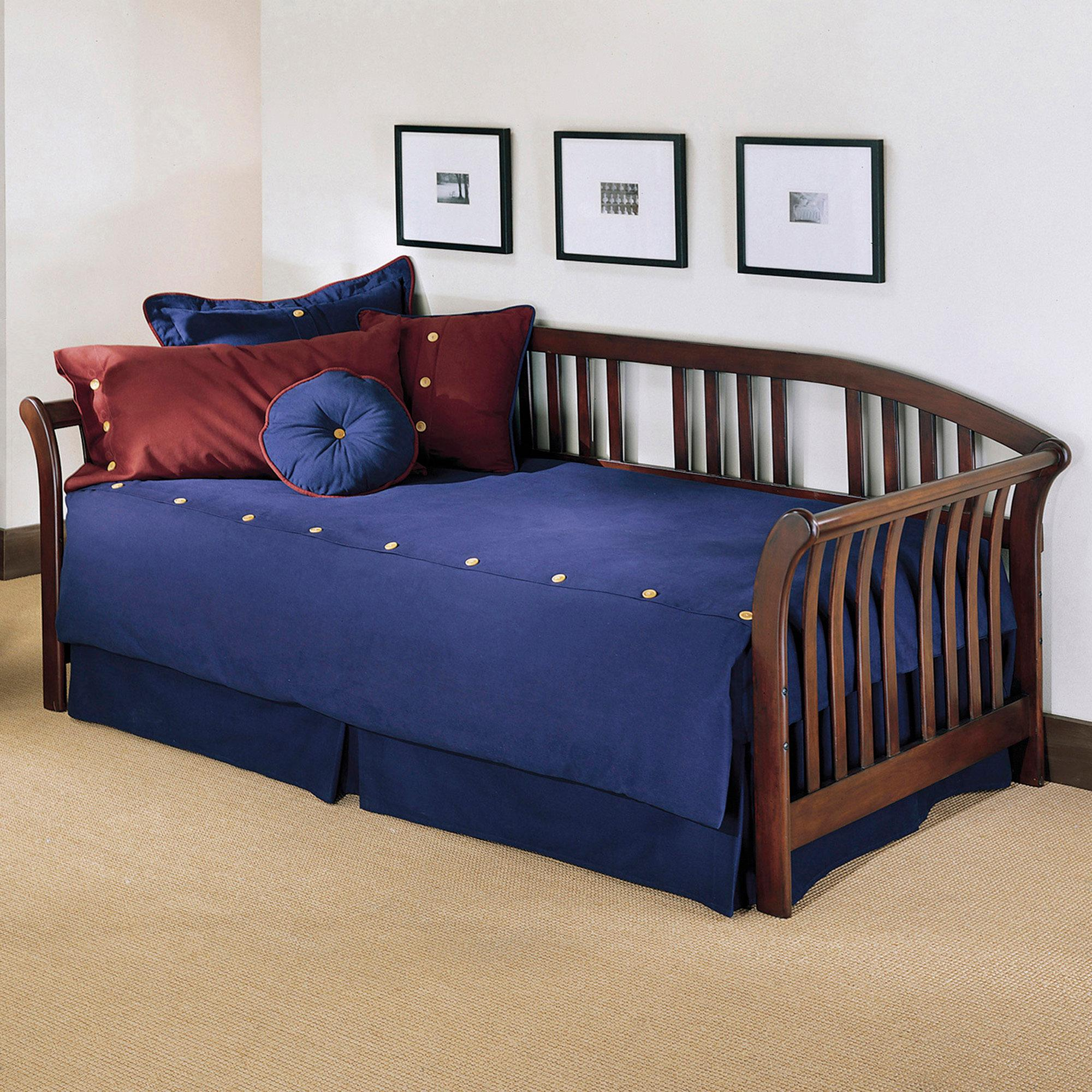 Amazon Com Salem Complete Wood Daybed With Euro Top Deck