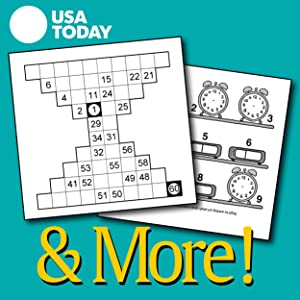 USA TODAY Logic 2: 200 Puzzles from The Nations No. 1