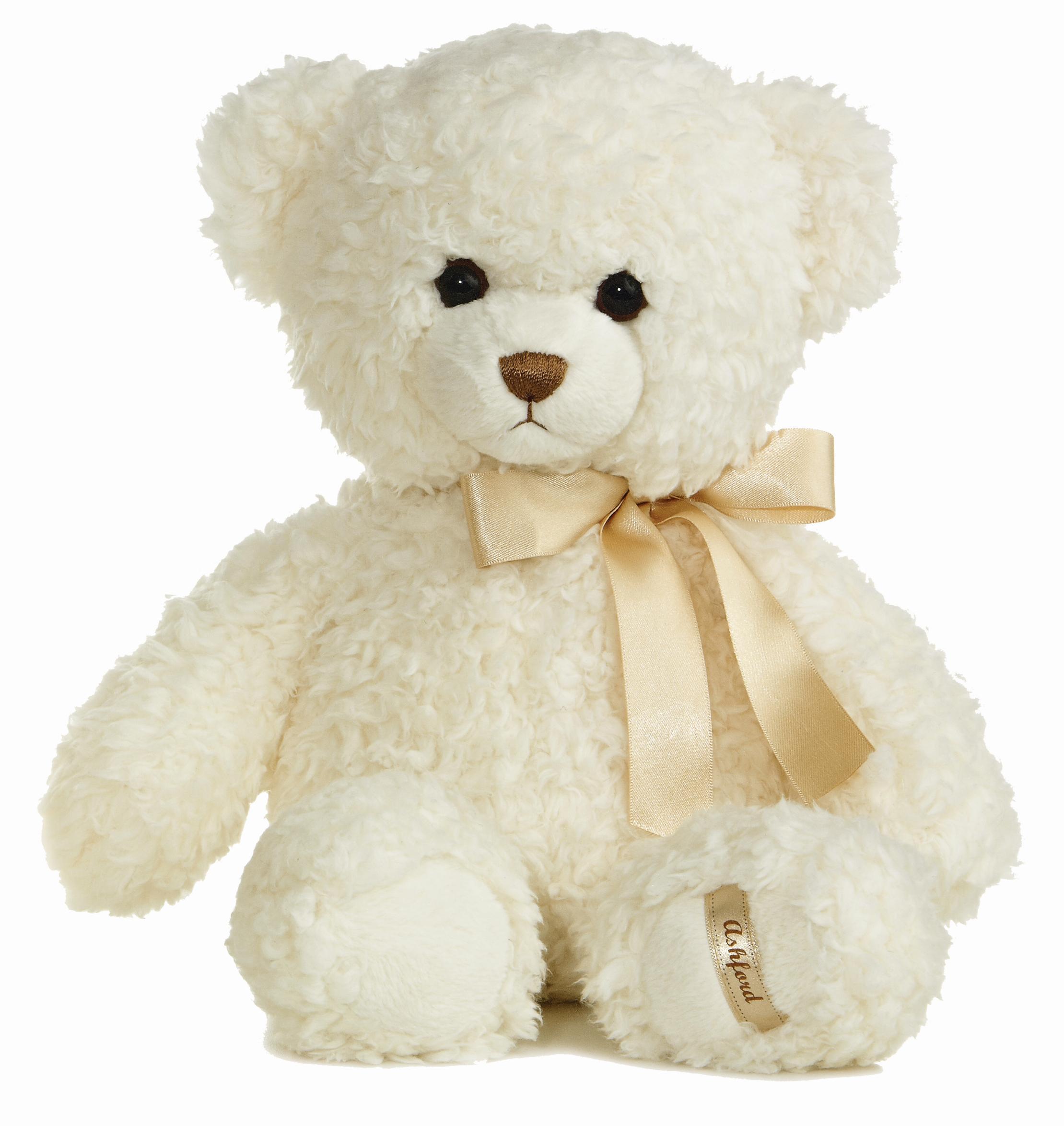 """Amazon.com: Aurora World Ashford Teddy Bear 22"""": Toys & Games"""