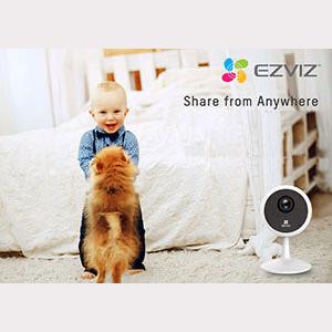 Wifi camera home Ezviz hikvision