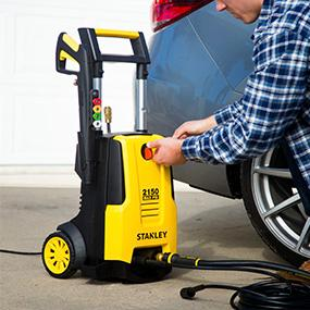 Amazon Com Stanley Shp2150 Electric Pressure Washer With