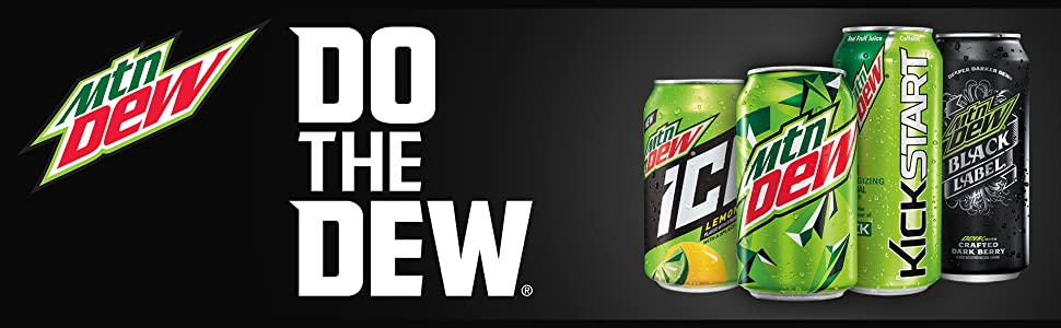 mtn mountain dew lemon lime soda