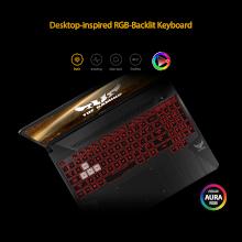 RGB Backlit Keyboard