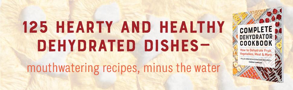 dehydrator cookbook, dehydrator recipe book, venison jerky, food dehydrator cookbook, jerky cookbook