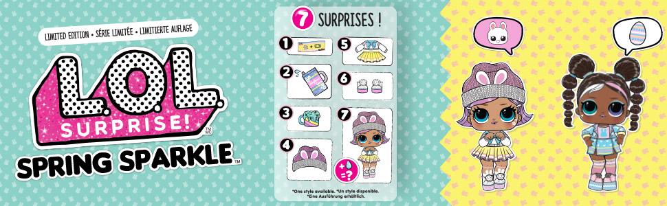 6 Простых Фактов О Дате Выхода Lol Spring Sparkle