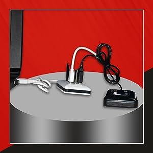 4 Port Hi-Speed USB Hub (White)