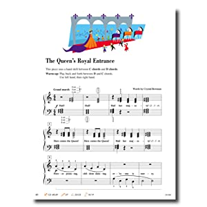 Level 2A - Lesson Book: Piano Adventures: Nancy Faber, Randall Faber