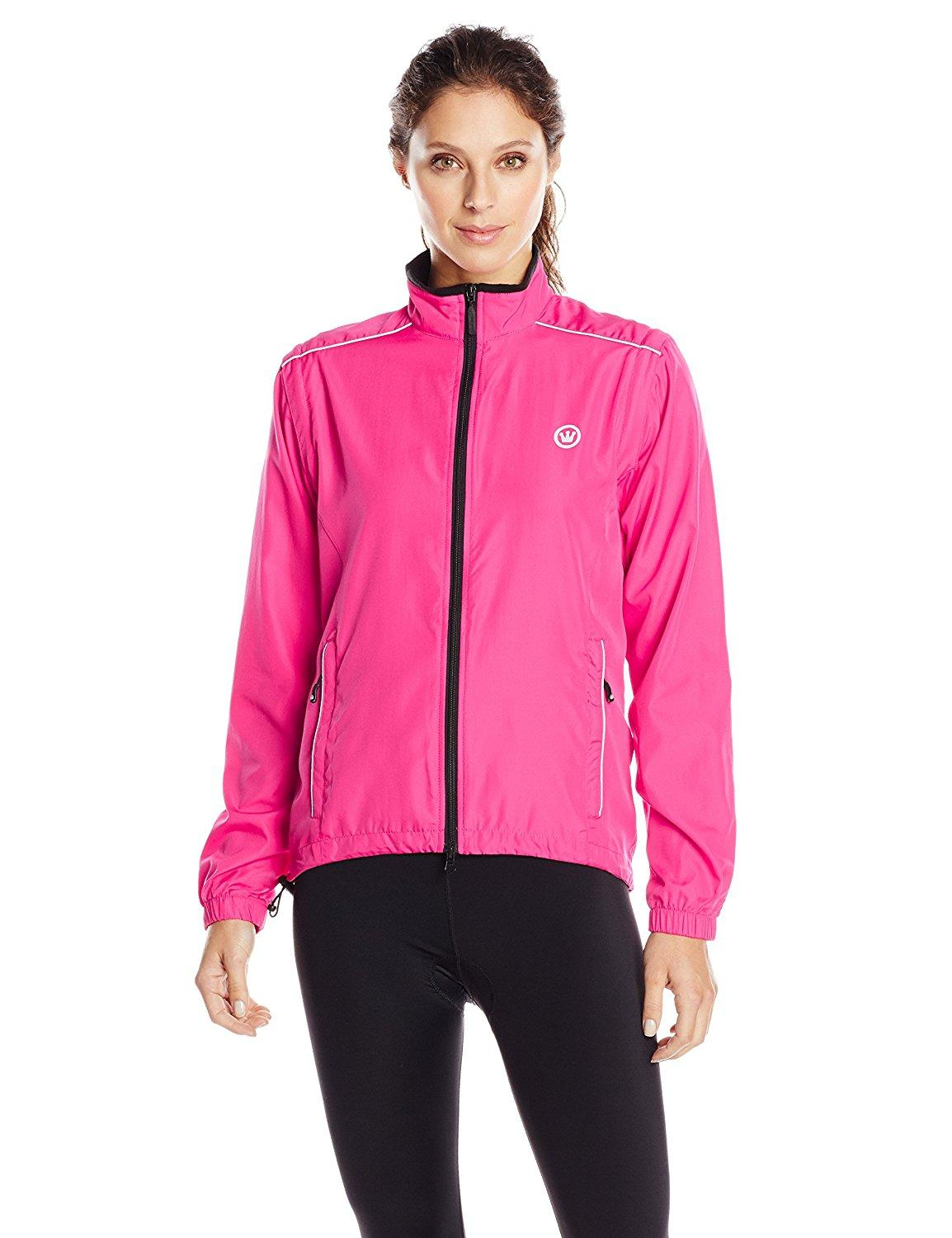 Amazon.com   CANARI Women s Tour Convertible Jacket   Clothing e282e47d5