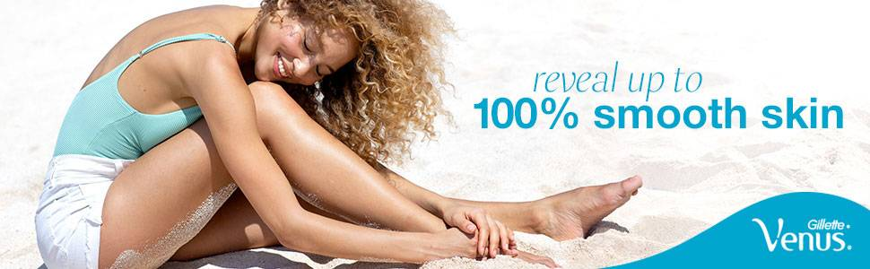 reveal up to 100% smooth skin