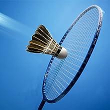 Nylon Badminton Shuttlecocks with Durability Indoor Outdoor Training Balls