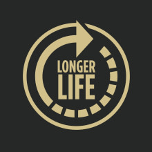 Supports a longer life