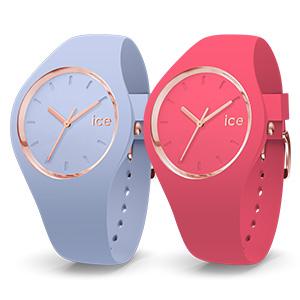 bfefafb8f51e Ice-Watch Reloj Analógico para Mujer de Cuarzo con Correa en ...
