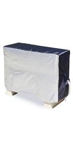 エアコン室外機 撥水加工カバー