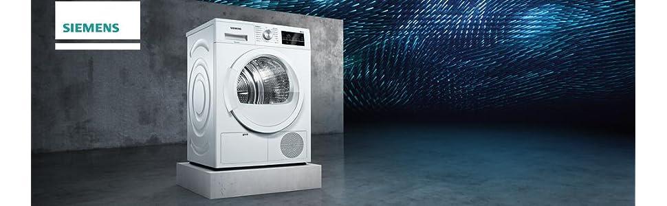 siemens wt45w4a1 iq500 trockner w rmepumpentrockner a 8kg selfcleaning condenser. Black Bedroom Furniture Sets. Home Design Ideas