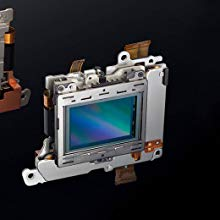 In-Body 5-Axis VR Image Stabilization