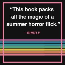 grady hendrix, horror, thriller, book club, gift for women, 80's, beach read