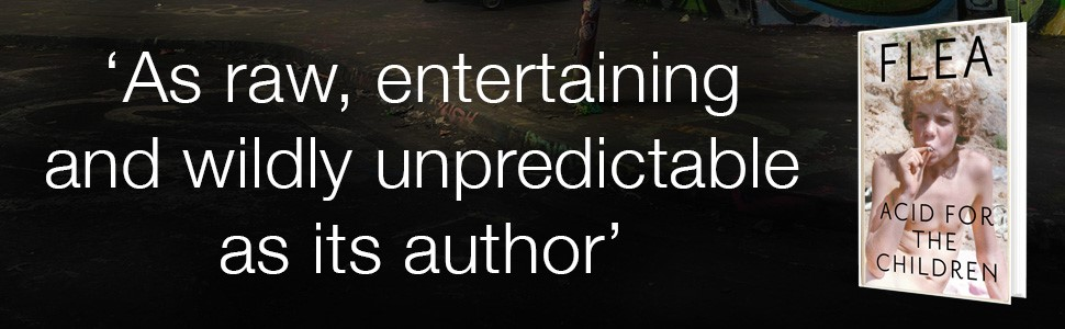 As raw, entertaining and wildly unpredictable as its author