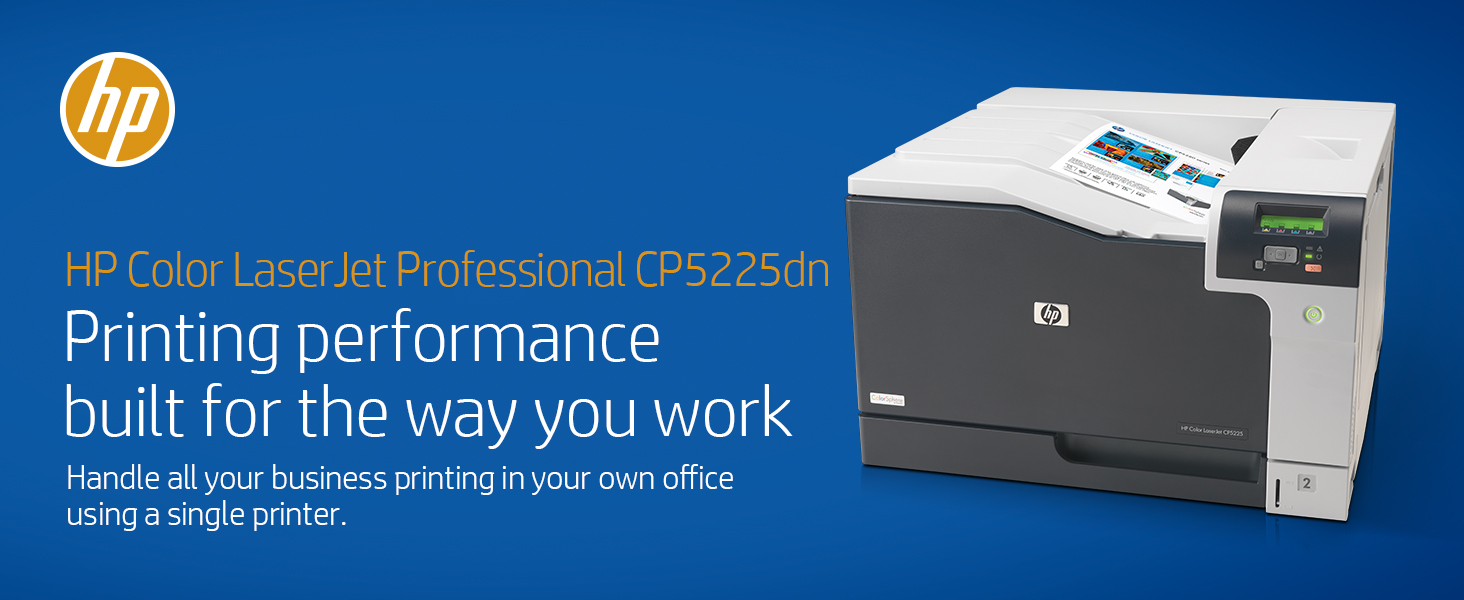 business office color laser printer professional productive productivity  fast faster single