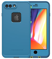 new concept 190e0 36202 Amazon.com: Lifeproof FRĒ SERIES Waterproof Case for iPhone 8 Plus ...