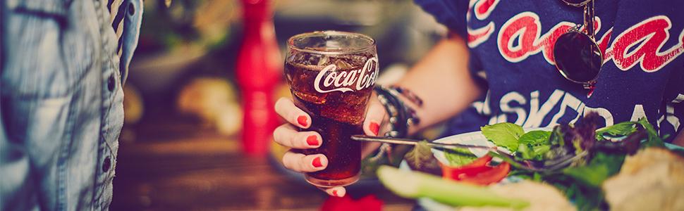 coke footer
