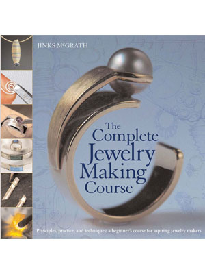 The Complete Jewelry Make Course, beginner, questions, jewelry, how to make jewelry, Jan McGrath