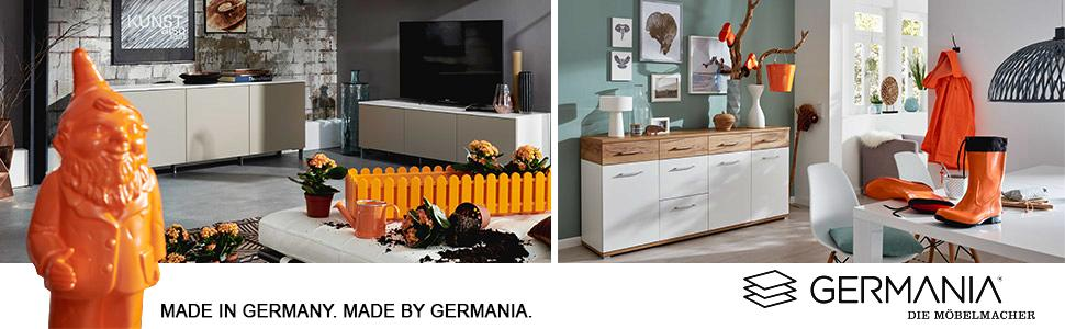 Made in Germany. Made by Germania.