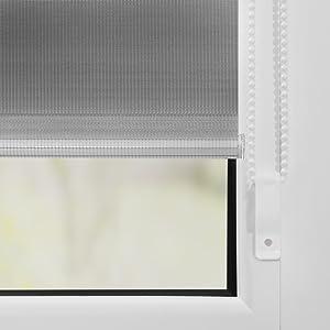Amazonde Lichtblick Duo Rollo Klemmfix 80 Cm X 150 Cm In Weiß