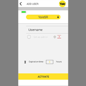 yale, yale ENTR, smart door lock, smart home, fingerprint reader, yale home app, ENTR app