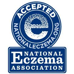 The National Eczema Association Seal of Acceptance