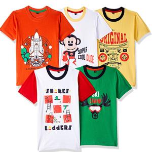 cotton tshirt for boys
