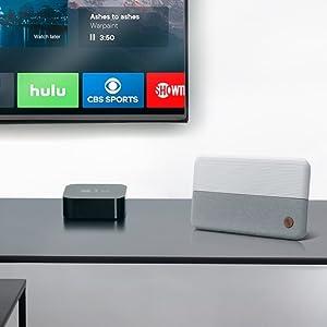 Antena de TV Digital Amplificada Interior One For All – DVB-T2 (TDT) y de TV analógica dentro de un rango de 25 km – 4K Ultra HD – Diseño elegante de ...