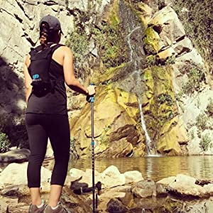 Hiking Hydration Pack - DolfinPack
